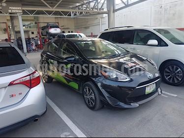 Foto venta Auto Seminuevo Toyota Prius C 1.5L (2018) color Negro precio $300,000