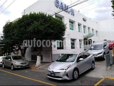 Foto venta Auto Seminuevo Toyota Prius 1.8L CVT (2017) color Plata precio $314,900
