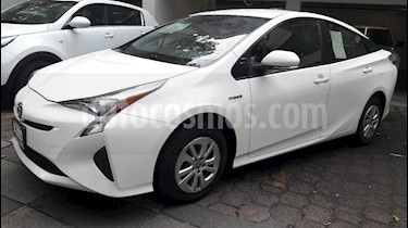 Foto venta Auto Seminuevo Toyota Prius BASE (2016) color Blanco precio $248,000