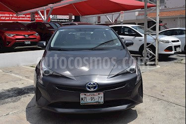 Foto venta Auto Seminuevo Toyota Prius BASE (2016) color Gris precio $285,010