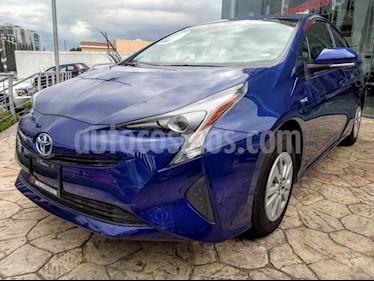 Foto venta Auto Seminuevo Toyota Prius BASE (2017) color Azul precio $340,000