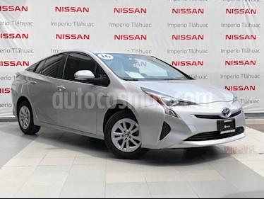 Foto venta Auto Seminuevo Toyota Prius BASE (2016) color Plata Metalico precio $265,000