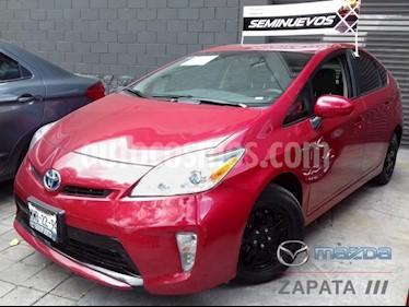 Foto venta Auto Seminuevo Toyota Prius BASE (2015) color Rojo