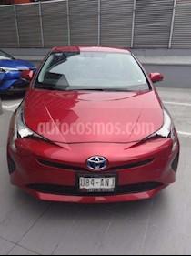 Foto venta Auto Seminuevo Toyota Prius Premium SR (2017) color Rojo precio $385,000