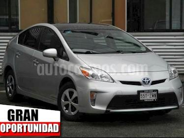 Foto venta Auto Seminuevo Toyota Prius Premium SR (2014) color Plata precio $248,000