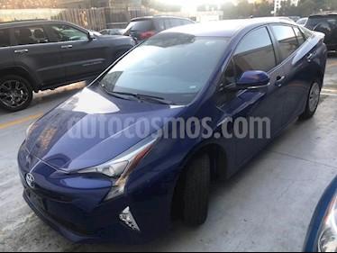 Foto venta Auto Seminuevo Toyota Prius Premium SR (2017) color Azul precio $375,000