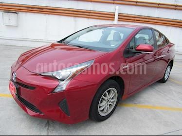 Foto venta Auto Seminuevo Toyota Prius Premium (2016) color Rojo precio $340,000