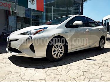 Foto venta Auto Usado Toyota Prius Premium (2018) color Blanco precio $420,000
