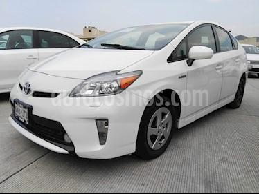 Foto venta Auto Seminuevo Toyota Prius Premium (2013) color Gris Oscuro precio $189,000