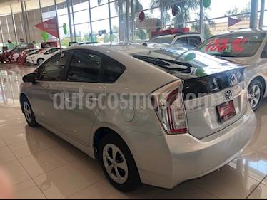 Foto venta Auto Seminuevo Toyota Prius Premium (2014) color Plata Metalico precio $259,000
