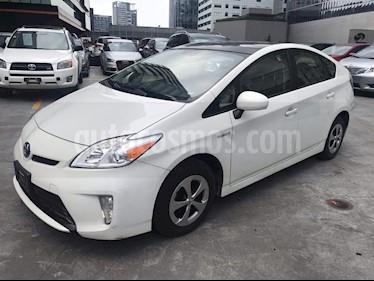 Foto venta Auto Seminuevo Toyota Prius Premium (2014) color Blanco precio $248,000