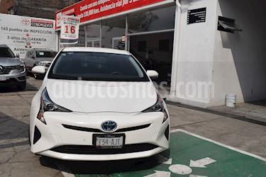 Foto venta Auto Seminuevo Toyota Prius Premium (2016) color Blanco precio $289,001