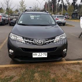 Toyota Rav4 2.0 Lujo 4X2 usado (2015) color Gris Metalico precio $9.100.000