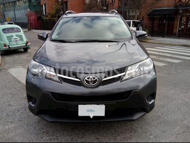 Foto venta Auto Usado Toyota RAV4 2.0 TX 4x2 CVT (146cv) (l13) (2015) color Gris Oscuro precio $675.000