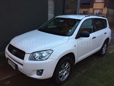 Foto venta Auto Usado Toyota Rav4 2.4 Lujo 4X2  (2013) color Blanco precio $8.200.000