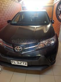 Foto venta Auto usado Toyota Rav4 2.4 Lujo 4X2  (2013) color Negro precio $10.000.000