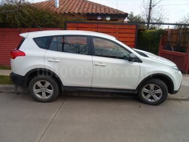 Foto venta Auto Usado Toyota Rav4 2.4 Super Lujo 4X2 Aut (2013) color Blanco Perla precio $10.100.000