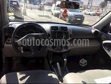 Toyota Rav4 2.4 Super Lujo 4X2 Aut usado (2012) color Negro precio $7.200.000