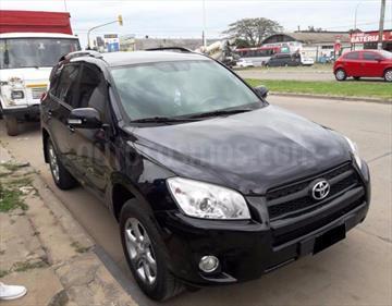 Foto venta Auto Usado Toyota RAV4 2.4L 4x2 Aut Full (2010) color Negro precio $405.000