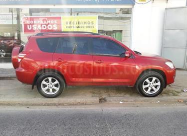 Foto venta Auto Usado Toyota RAV4 2.4L 4x2 Aut Full (2010) color Rojo precio $350.000