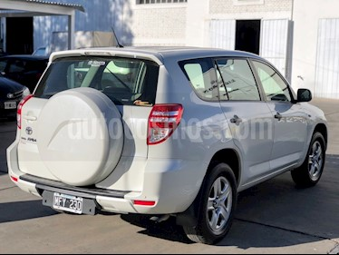 Foto venta Auto Usado Toyota RAV4 2.4L 4x2 Aut Full (2013) color Blanco Perla precio $393.000