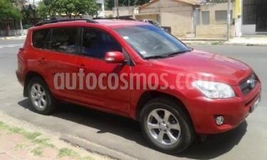 Foto venta Auto Usado Toyota RAV4 2.4L 4x2 Aut (2010) color Rojo precio $328.000
