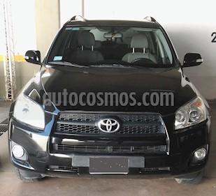 Foto venta Auto Usado Toyota RAV4 2.4L 4x2 Aut (2009) color Negro precio $320.000