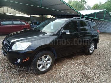 Foto venta Auto Usado Toyota RAV4 2.4L 4x4 Aut Full (2010) color Negro precio $380.000