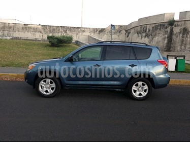 Foto venta Auto usado Toyota RAV4 2.4L Base (2008) color Azul precio $70,000