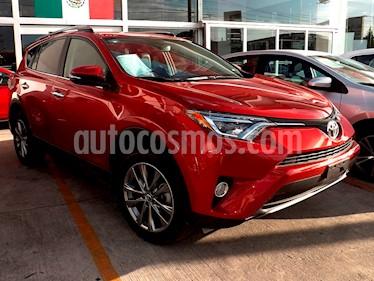 Foto venta Auto Seminuevo Toyota RAV4 2.4L Limited 4WD (2017) color Rojo precio $469,000