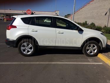 Toyota Rav4 2.5 Lujo 4X2  usado (2014) color Blanco Perla precio $10.300.000