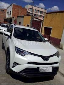 Foto venta Auto usado Toyota Rav4 2.5L 4x2 Aut (2018) color Blanco Perla precio u$s12.900