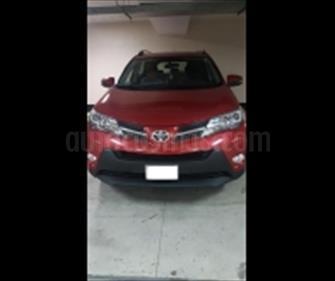 Foto Toyota Rav4 GX 2.4L 4x2 Aut usado (2014) color Rojo precio $19,000