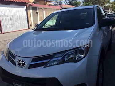 Foto venta Auto usado Toyota RAV4 LE (2014) color Blanco precio $235,000
