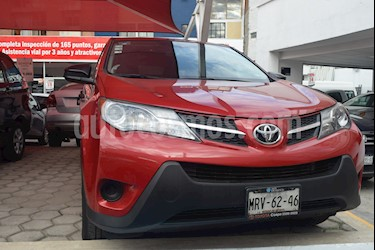 Foto venta Auto Usado Toyota RAV4 LE (2014) color Rojo precio $255,000