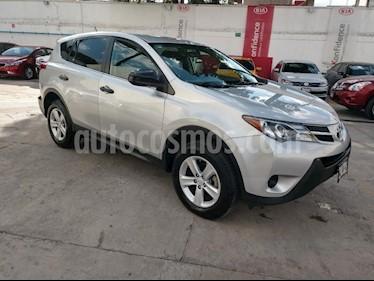 Foto venta Auto Seminuevo Toyota RAV4 LE (2014) color Plata precio $239,000