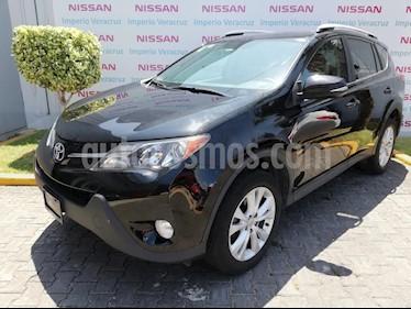 foto Toyota RAV4 Limited Platinum