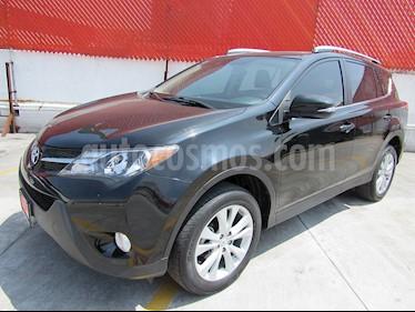 Foto venta Auto Usado Toyota RAV4 Limited Platinum (2014) color Negro precio $335,000