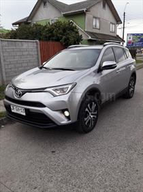 Toyota Rav4 Lujo usado (2017) color Plata Gris precio $12.500.000