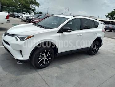 Foto venta Auto Usado Toyota RAV4 SE 4WD (2017) color Blanco Alaska precio $455,000
