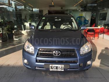 Foto venta Auto Usado Toyota RAV4 VX 4x4 Aut Full  (2012) color Celeste precio $450.000