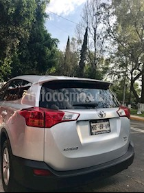 Foto venta Auto Usado Toyota RAV4 XLE 4WD (2014) color Plata precio $209,900