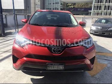 Foto venta Auto Seminuevo Toyota RAV4 XLE 4WD (2017) color Rojo precio $369,000