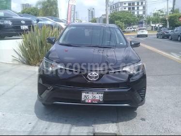 Foto venta Auto Usado Toyota RAV4 XLE Plus 4WD (2017) color Negro precio $399,000