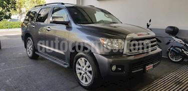 Foto venta Auto Seminuevo Toyota Sequoia Limited (2013) color Gris precio $390,000