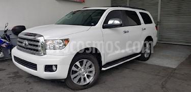 Foto venta Auto Seminuevo Toyota Sequoia Limited (2016) color Blanco precio $589,900