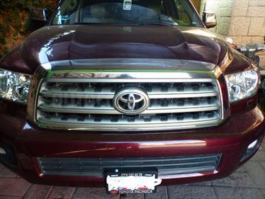 Foto venta Auto Seminuevo Toyota Sequoia Platinum (2010) color Marron precio $300,000