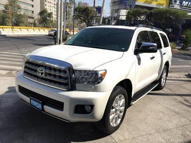 Foto venta Auto Seminuevo Toyota Sequoia Platinum (2016) color Blanco precio $739,000