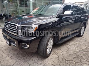 Foto venta Auto Seminuevo Toyota Sequoia Platinum (2018) color Negro precio $945,000
