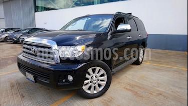 Foto venta Auto Seminuevo Toyota Sequoia Platinum (2012) color Negro Cristal precio $270,000